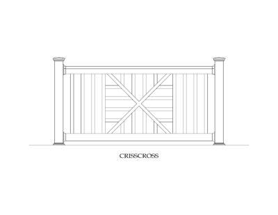 Phoenix Manufacturing Specialty Panels - Crisscross