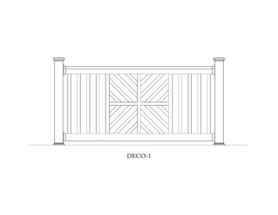 Phoenix Manufacturing Specialty Panels - Deco 1