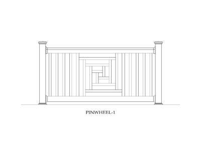 Phoenix Manufacturing Specialty Panels - Pinwheel 1