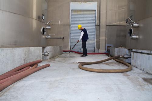 Heavy Equipment Pressure Washing Business