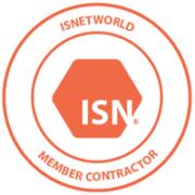 Isnet World Memeber Logo