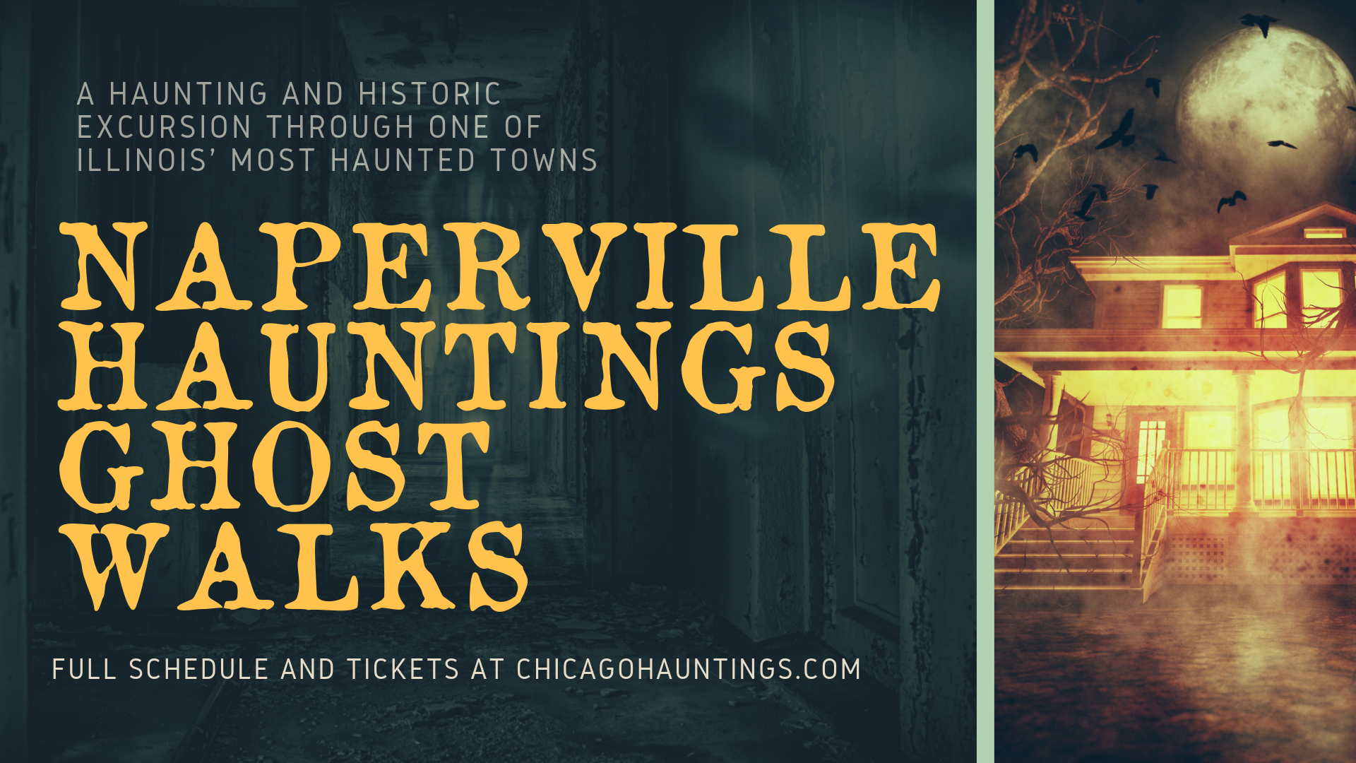 Naperville Hauntings Ghost Tours