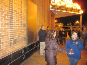 aurora ghost tour paramount theater ghost hunt