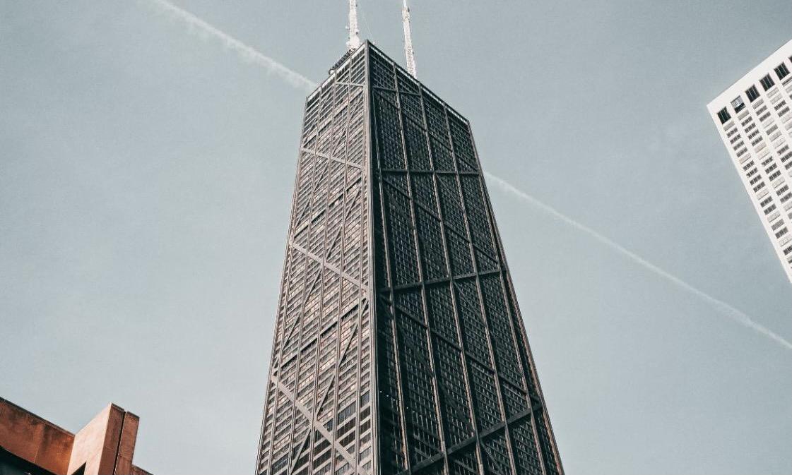 hancock building in chicago