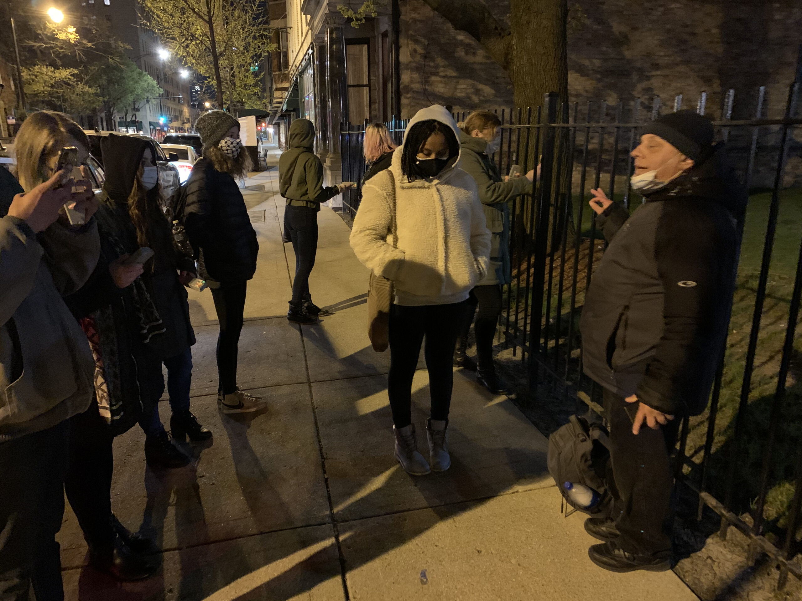Lincoln Park Ghost Tour and Investigation Group