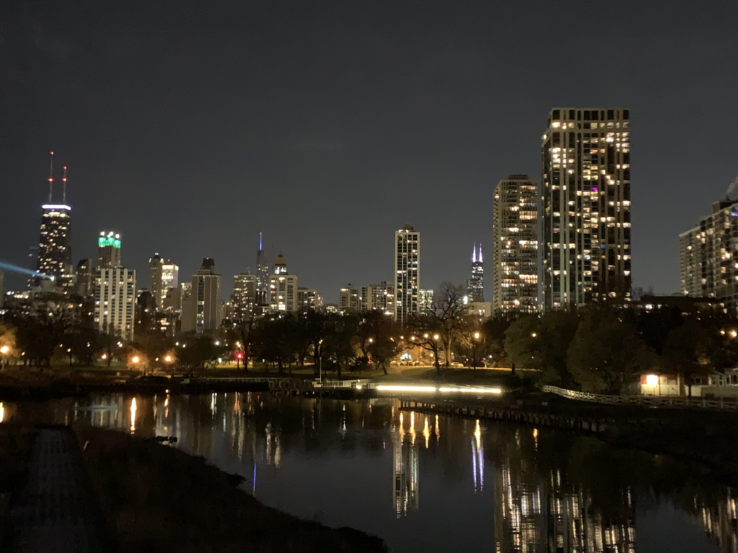 Lincoln Park Ghost Tour And Investigation Lagoon