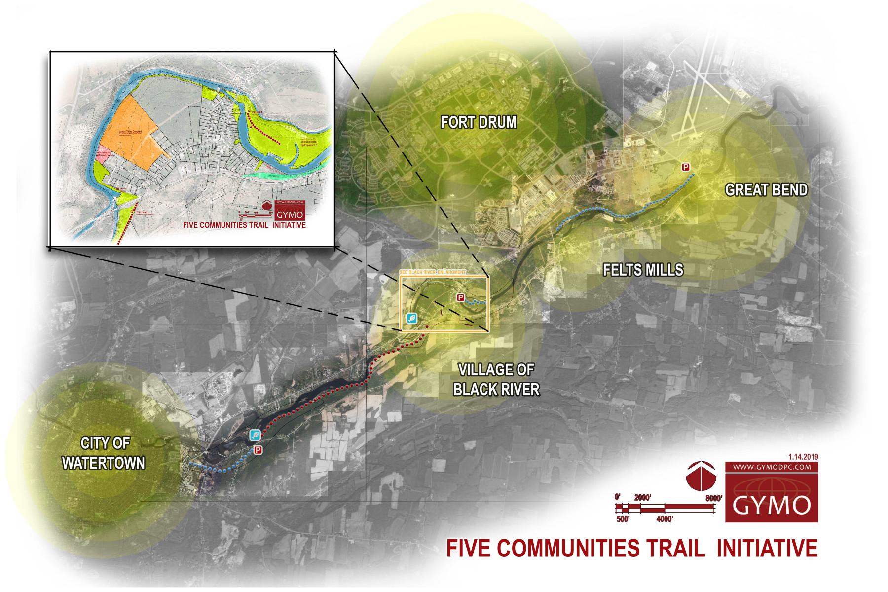 Black River Trail