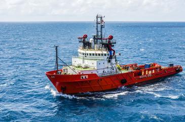 image to display marine industry