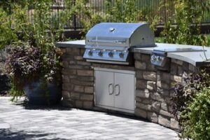 image to display gas grill
