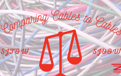 Comparing Cables to Cables: SJTOW to SJOOW