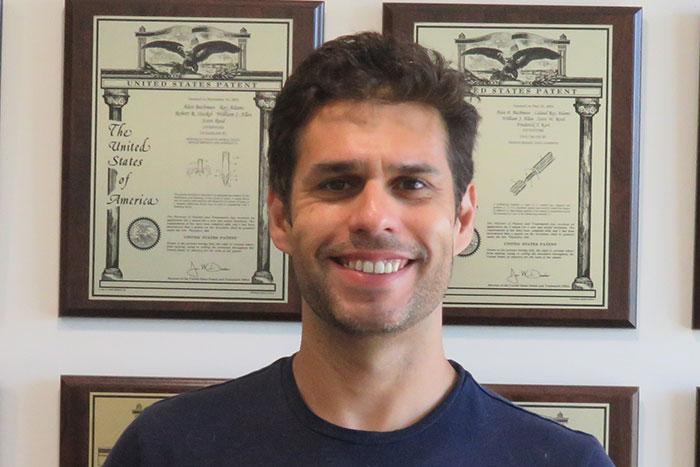 Ben Chopra Headshot