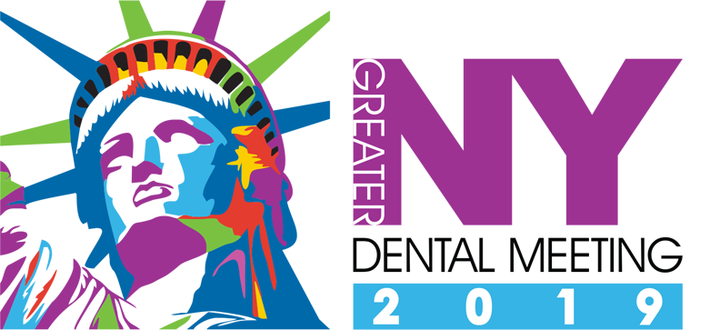 greater NY dental meeting 2019 logo