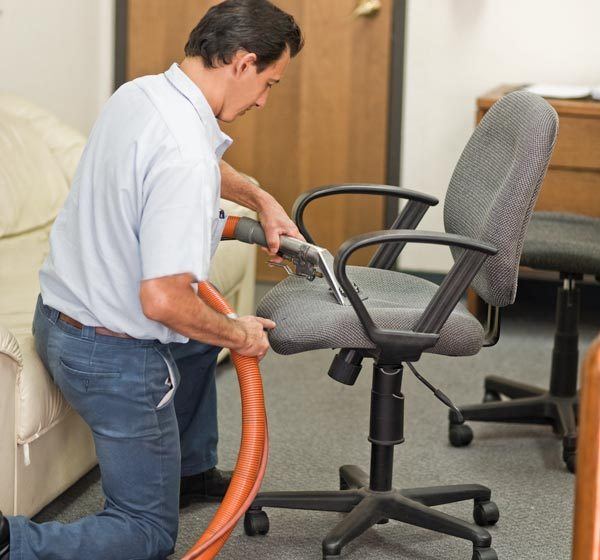 Commercial upholstery cleaning Omaha by Big Red's Guaranteed Clean