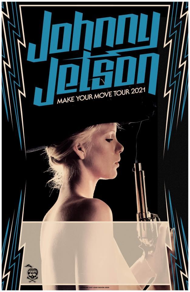 Johnny Jetson Florida USA Tour 2021 at Bar Nancy