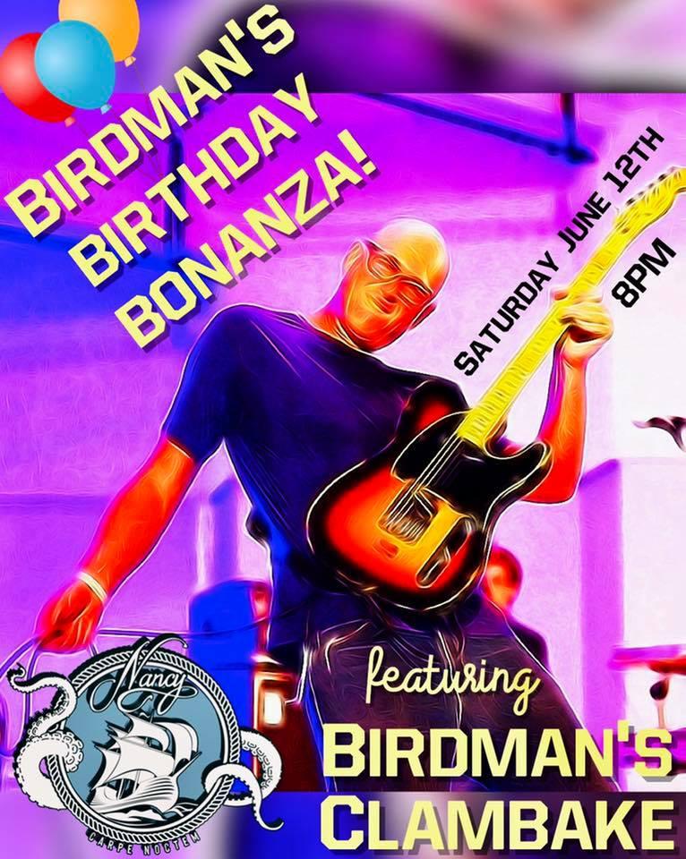 Birdman's Birthday Bonanza