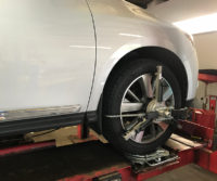 Wheel Alignment At Turn Key Auto Repair