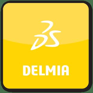 DELMIA LOGO
