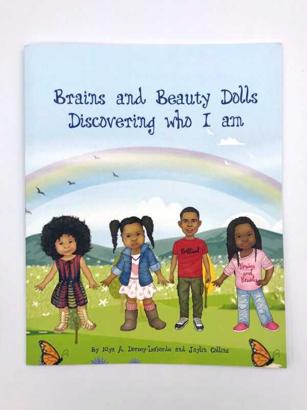 Discover who I am children;s book
