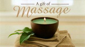 Massage Gift Northville Michigan