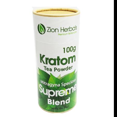 zion herbals 100g Supreme blend