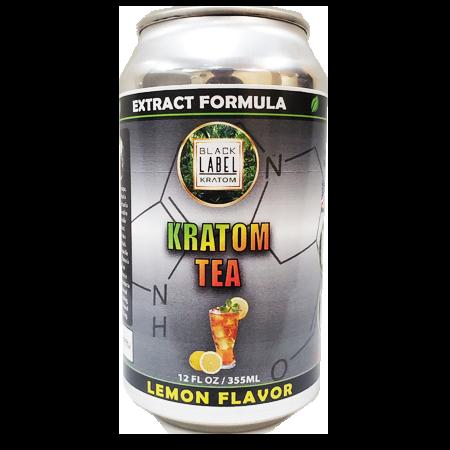 Black Label Kratom tea