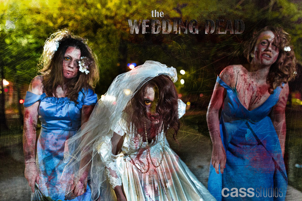 A1A1147 titlezombieWedding The Wedding Dead... Zombie Zilla