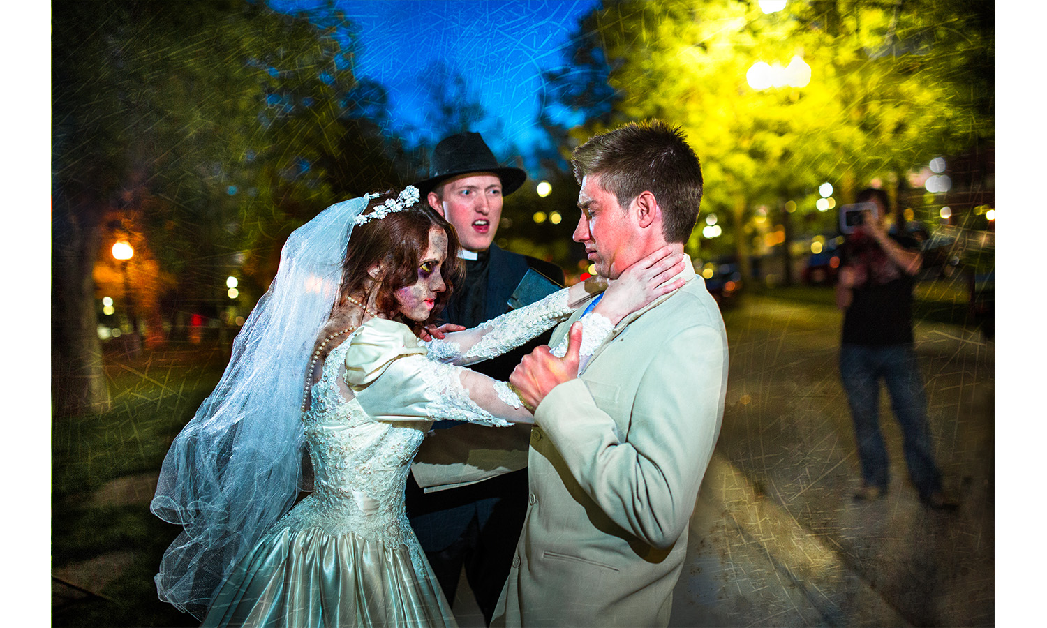 %name Zombie Wedding