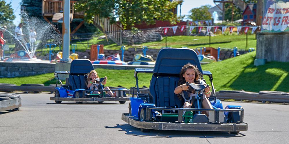 Go Karts Wonderland Spokane