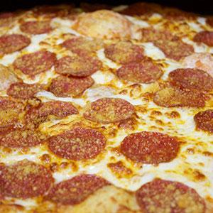 Wonderland Pepperoni Pizza