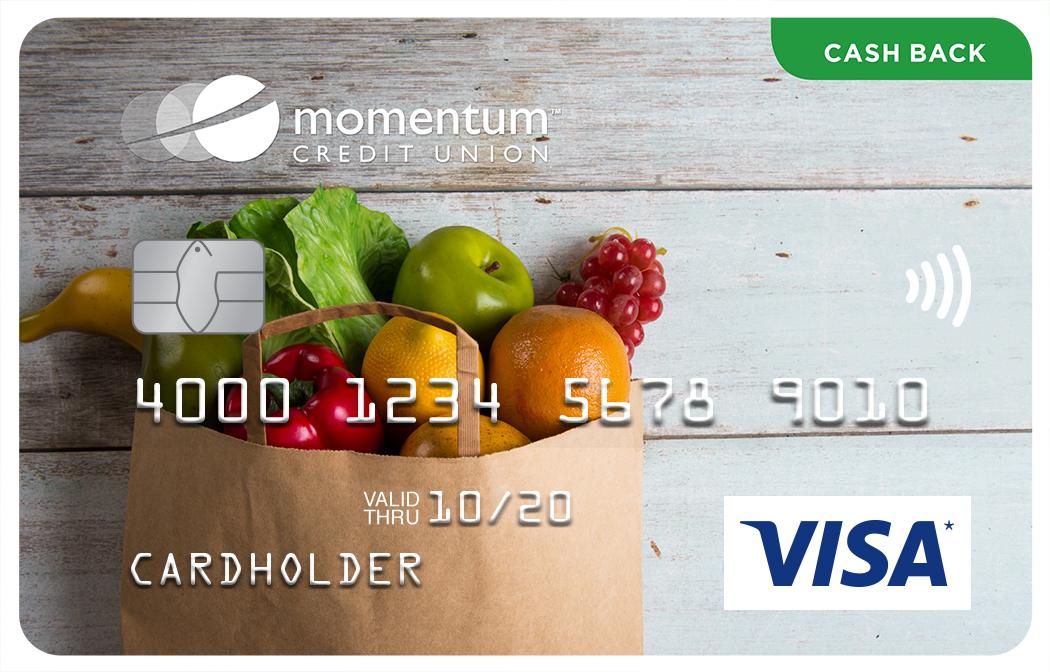 Momentum Cash Back
