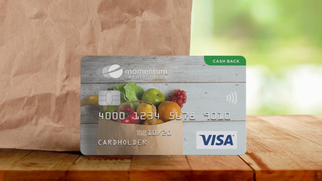 Momentum Visa Cash Back