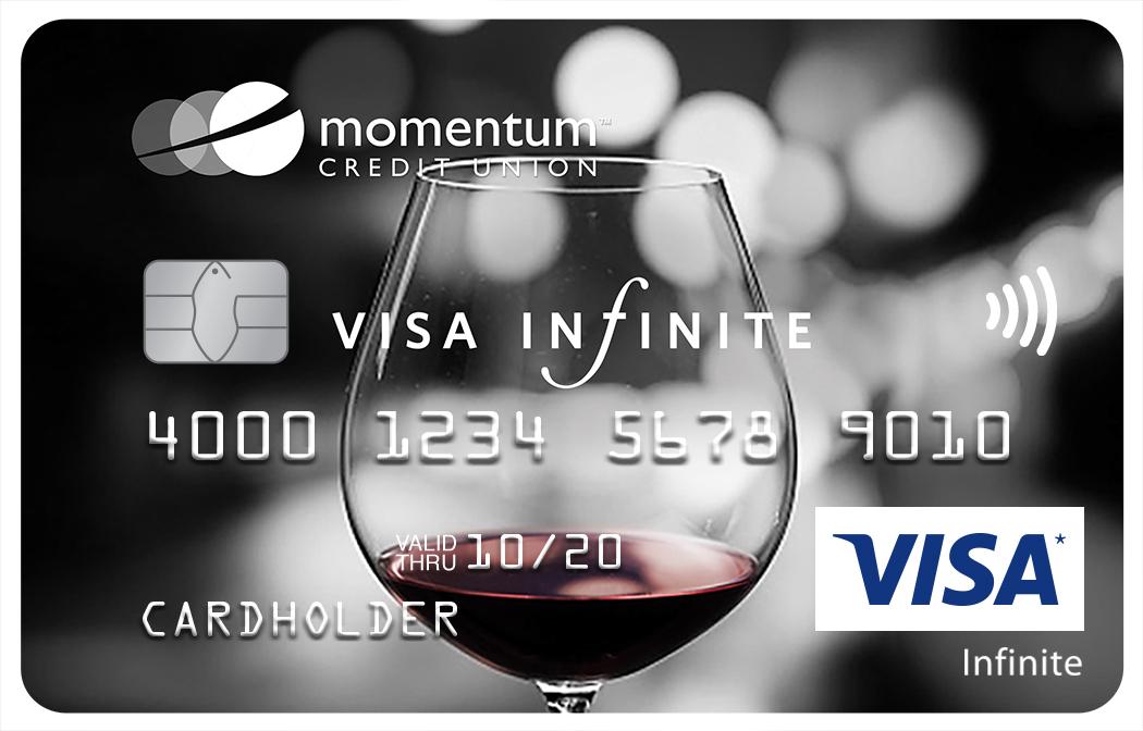 Momentum Visa Infinite Card