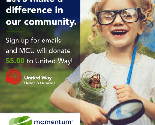 United Way Halton Hamilton Fundraiser