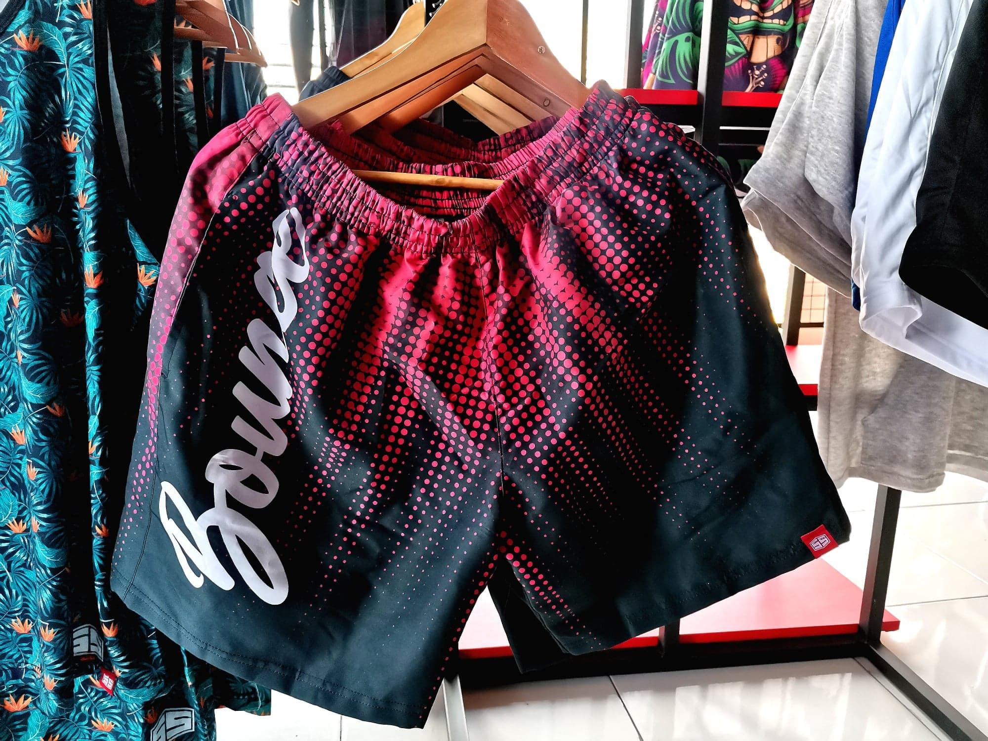 Philiprint Full Sublimation Bounce Sports Shorts
