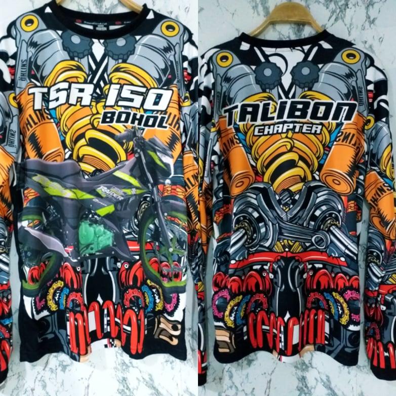 Philiprint Long Sleeves Shirt Sublimation TSR 150 BOHOL