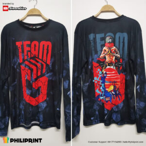 Philiprint Long Sleeves Jersey