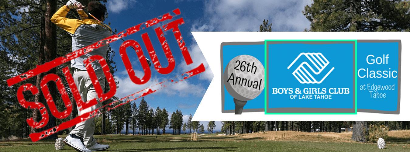 SOLD OUT BGCLT 2019 Golf Tournament
