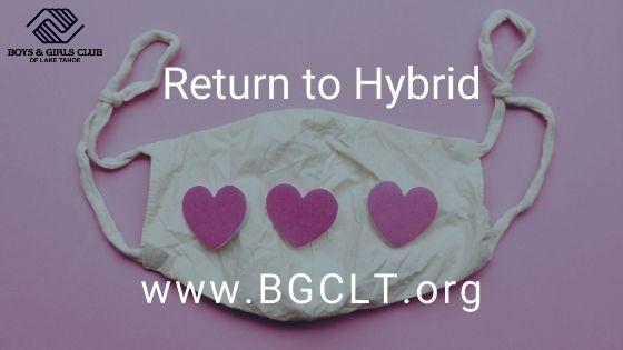 Return to Hybrid