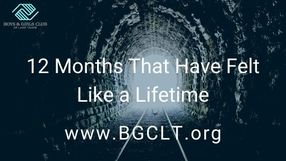 12 Months That Have Felt Like a Lifetime