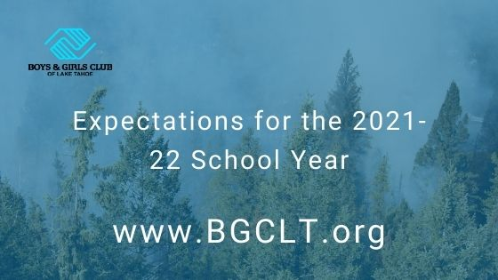 Expectations for the 2021-22 School Year