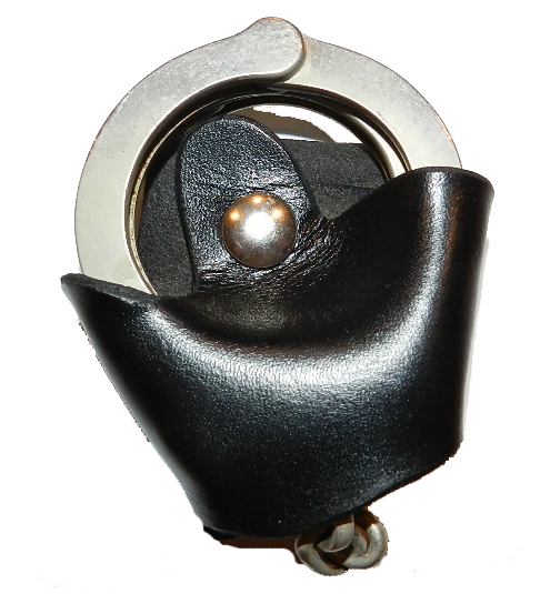 Handcuff case with belt loop Image
