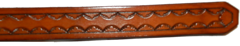 1.25 Inch, V-407, Medium Brown Image