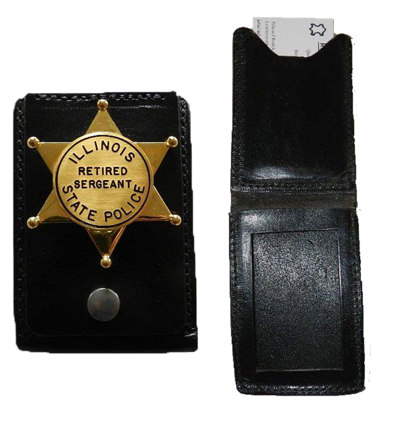 Notebook Style ID Case Image