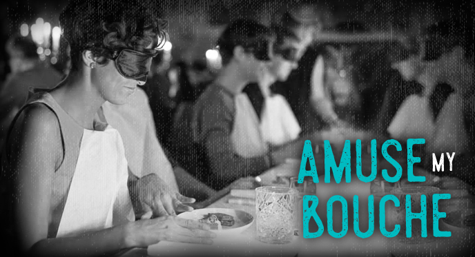 Fine dining pop-up food and drink experience