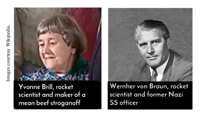 Sexism and Stroganoff