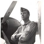 Capt. Dick Martin, USAF pilot, at Cam Ranh Air Base, Vietnam, 1969