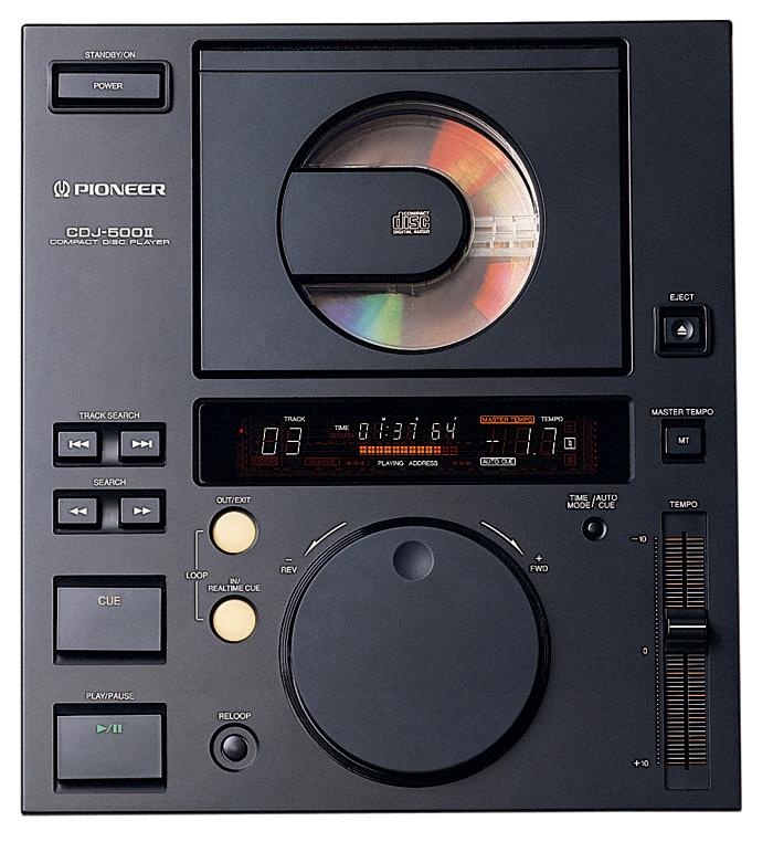 Roger Sanchez CDJ500