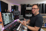 Shadow Child In The Studio with FaderPro