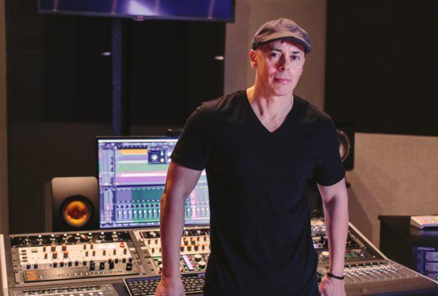 Luca Pretolesi Studio DMI In The Studio