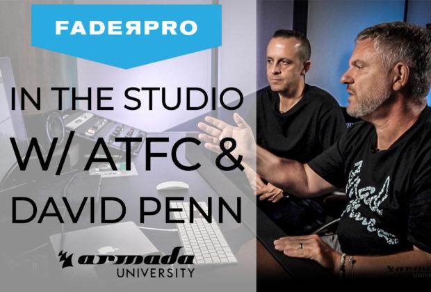 David Penn & ATFC studio production course Hipcats
